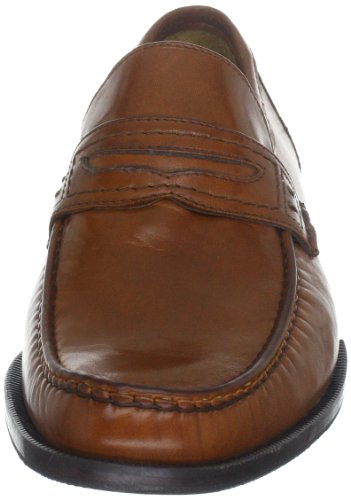 FRETZ men Torino 7011.0472.37 Herren Mokassins Braun (cognac 37)