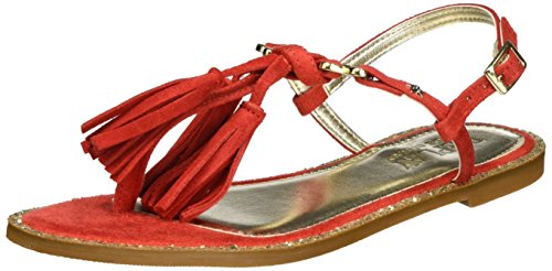Replay Damen Teres Riemchensandalen Orange (Coral)