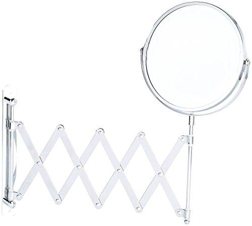 Sichler Beauty Kosmetikspiegel: Scheren Rasier- & Kosmetik-Wandspiegel, 2-fache Vergrößerung -