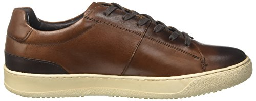 Lumberjack Blazer, Sneakers basses homme Marrone (Cognac Brown)