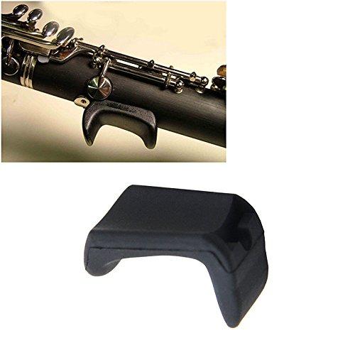 Einstellbare Oboe-Klarinette Für Unter 14.5mm Durchmesser Daumen Daumen Finger Rest Ergonomische Klarinette Oboe Zubehör Neu (Öffnung dick)