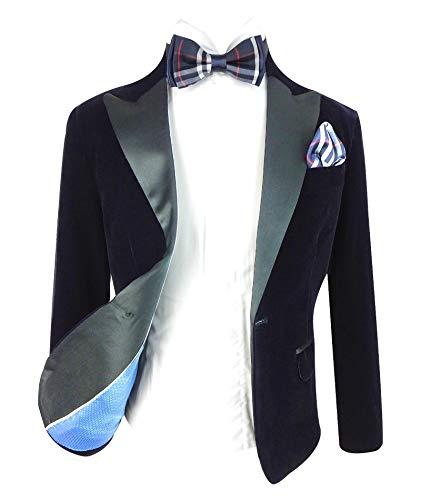 der Jungen Smoking Blazer Anzug Jacke für Hochzeit oder Formelle Anlässe in Marine 13 Jahre ()