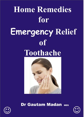Home Remedies for Emergency Relief from Toothache