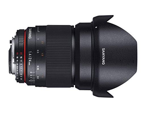 Samyang 24mm F1.4 Objektiv Canon EF - 2