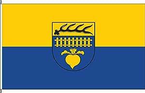 Flagge Fahne Hissflagge Rübgarten - 80 x 120cm