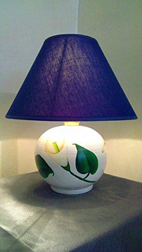 Keramik-Lampe