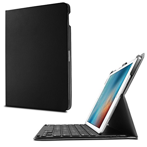 ipad pro 9 7 zoll keyboard h lle case mit apple pencil. Black Bedroom Furniture Sets. Home Design Ideas