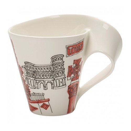 Cities of the World Mug Be.m.Hkl.0,3l - Trier
