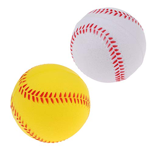 IPOTCH 2Pcs/set Soft PU Batting ...