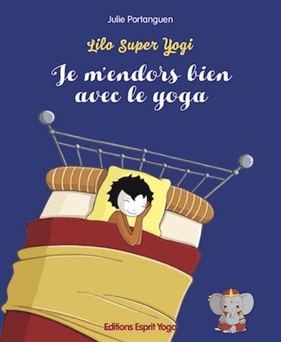 Je dors bien avec le yoga