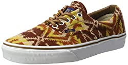 Vans Mens Era Round Toe Canvas Tan Skate Shoe (Pendleton) Tribal/Tan 9.5 M US Women / 8 M US Men