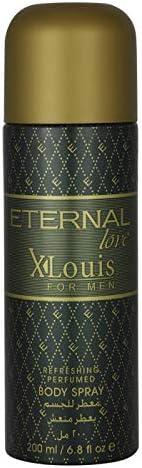 Eternal Love X-Louis Body Spray For Men, Floral,  200 ml