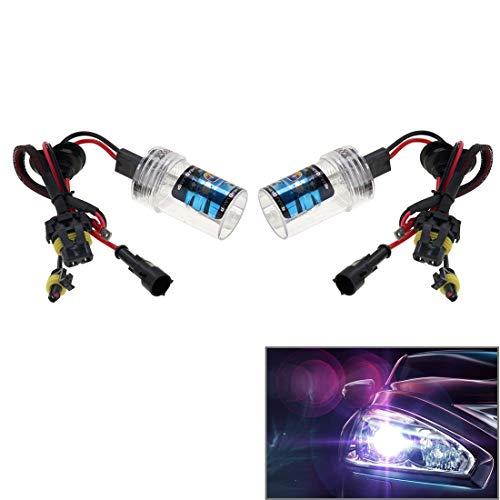 Éclairage Kit de lampe à décharge à haute intensité étanche à faisceau unique, lumière super vision au xénon, 35W 12V H7 L'éclairage pour vous