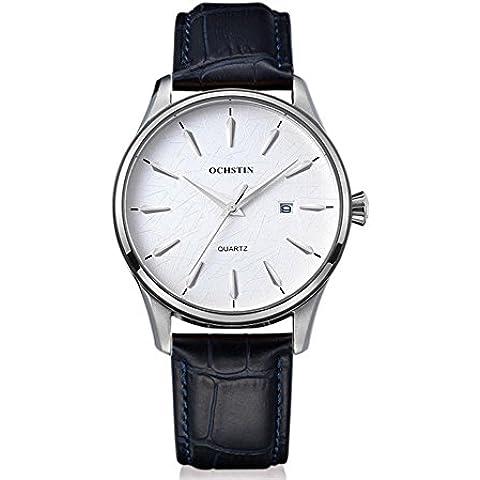 Orologio ochstin tempo libero uomini e donne coppia di orologi svizzera impermeabile, 7