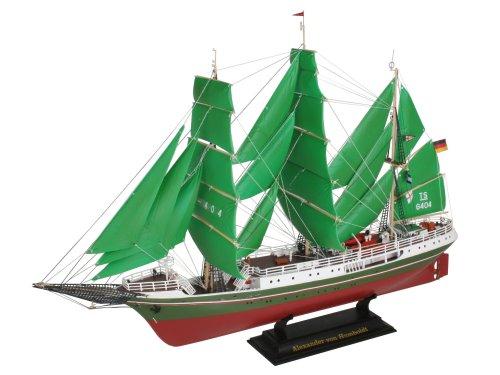 Revell Modellbausatz 05400 - Alexander von Humboldt im Maßstab 1:150