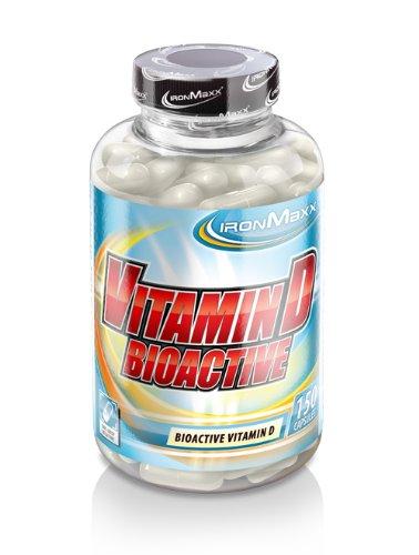 #Ironmaxx Vitamin D Bioactive, 150 Kapseln, 1er Pack (1 x 120 g)#