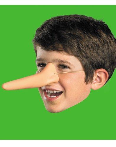 Disguise Costumes Pinocchio Nose, Child (Pinocchio Kostüm Für Damen)