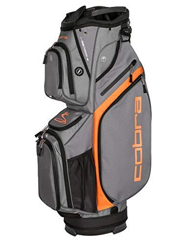 Cobra Ultralight Cart Bag/Golfbag Grau Puma Golftasche 909264, Farbe:Grau -