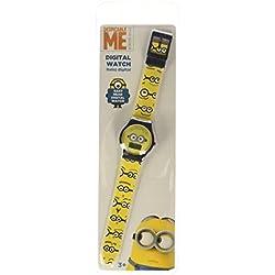 Universal 889623-Minion Digital Watch-Yellow