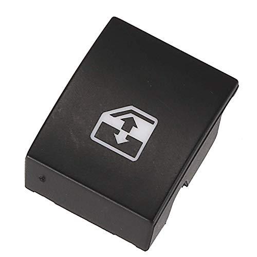Ogquaton2 Stück elektrische Fensterheber Schalter Knopfabdeckung langlebig und nützlich