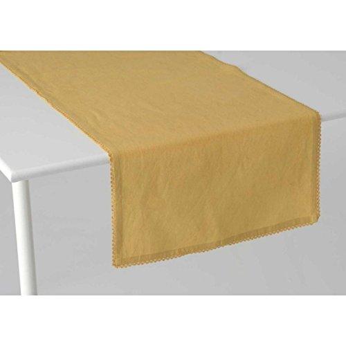 Amadeus Chemin Table Capucine MOUTARD