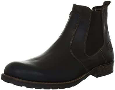Dockers by Gerli 315041-058010, Herren Chelsea Boots, Braun (chocolate), EU 41