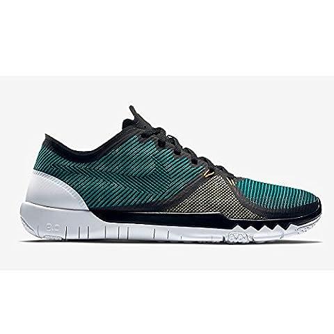 Nike Free Trainer 3.0 V4 Laufschuhe Aktuelles Modell 2015 verschiedene Farben, Farbe:grün;Schuhgröße:EUR