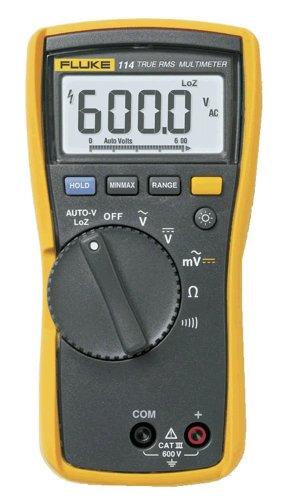 Fluke 114Elektrische Multimeter - Fluke Power Meter