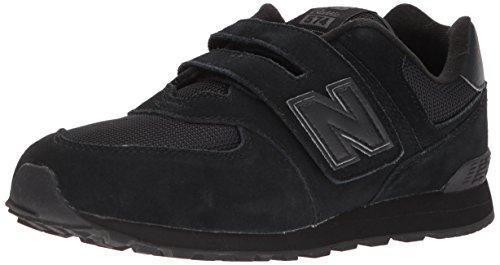 New Balance Iv574v1, Sneaker Unisexe - Bambini Noir / Noir