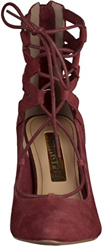 Tamaris Damen 1-1-24418-36 549 Pumps Rot (BORDEAUX 549)