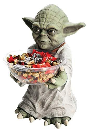 Monsterzeug Yoda Süßigkeitenspender, Star Wars, Yoda Figur, Süßigkeitenhalter, Süßigkeitenschale, Höhe: 50 cm