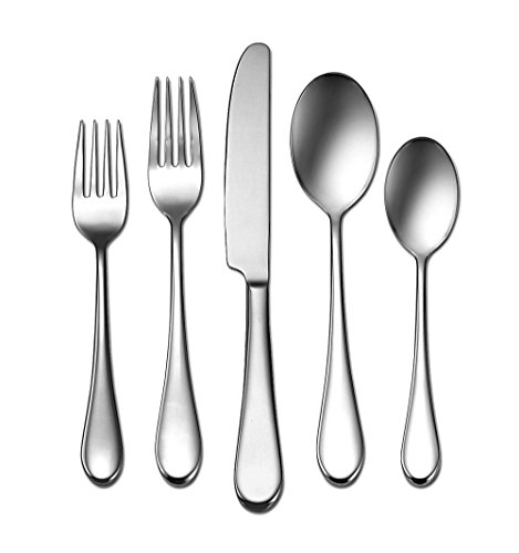 Oneida Icarus 45-Piece Flatware Set, Service for 8...