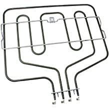 Spares2go doble parrilla elemento de calefacción de para Bosch para horno/hornos (2300 W)