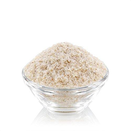 Bio Flohsamenschalen 95% Reinheit, 1000g Beutel