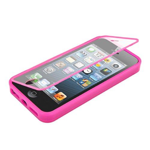 kwmobile Pratico, robusto copertura di protezione de TPU silicone per il > Apple iPhone SE (Robusto Silicone)