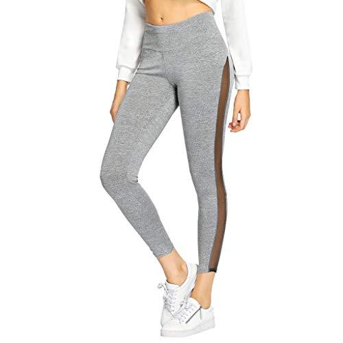 Winter Guide Pants (Staresen Damen Freizeithose Yoga Hosen Sporthosen Hohe Taille Hosen Stretch Yogahosen Frauen Yoga Fitness Joggenhosen Laufhose Gymnastikhose)