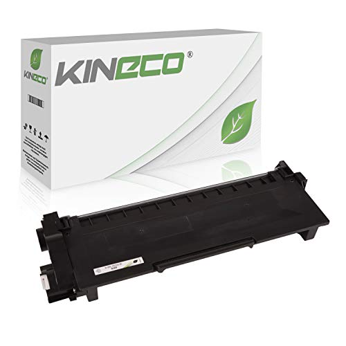 Kineco Toner kompatibel für Brother TN-2320 TN2320 TN-2310 für Brother HL-L2340DW, HL-L2360DN, MFC-L2700DW, DCP-L2520DW, HL-L2340DW, HL-L2300D, DCP-L2500D, HL-L2360DN - Schwarz 2.600 Seiten
