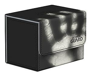 Ultimate Guard ugd10851No Sidewinder 80+ Standard Size chromia Skin X BLU-Ray-Black, Juego