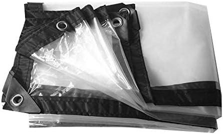 Tarpaulin All'aperto ispira la tela cerata cerata cerata trasparente trasparente impermeabile del panno impermeabile della tela incatramata del (dimensioni   1×2m) | Più economico del prezzo  | flagship store  6d3e6d