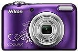 Nikon COOLPIX A10 - Cámara digital (16.1MP 1/2.3' CCD 4608 x 3456 Pixeles  Fuegos artificiales, Auto, Corriente alterna', 4,6 - 23 mm)
