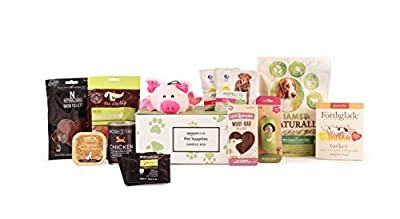 Amazon Pets Sample Box for Dogs (£9.99 credit with purchase)