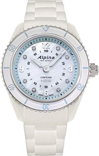 Alpina Geneve Comtesse Horological Smartwatch AL-281MPWND3V6 Smartwatch