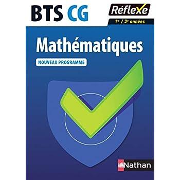 Mathématiques - BTS CG