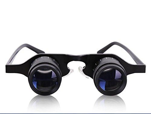 Lihong Fernglas Hi-Def Anzeigen Nachtsichtgerät -, 5 X 34 Fischerei Klassische Mode Portable Outdoor Ferngläser