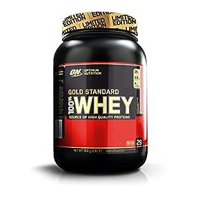 Optimum Nutrition Whey Gold Standard White Chocolate Raspberry, 0.9 kg