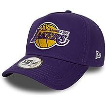 3eb096ba97b1f A NEW ERA Era NBA Team Aframe Snapback Cap ~ Los Angeles Lakers