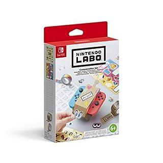 Nintendo Labo - Ensemble de personnalisation (B0792TKTXS) | Amazon price tracker / tracking, Amazon price history charts, Amazon price watches, Amazon price drop alerts