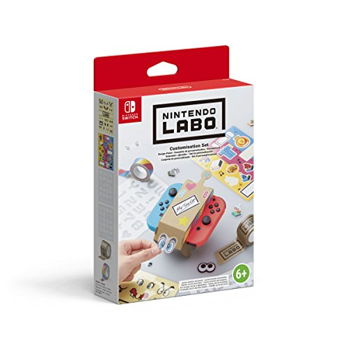 Nintendo Labo: Design-Paket [Nintendo Switch] -