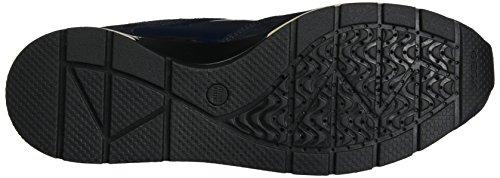 Geox Damen D Shahira B Sneaker Blau (navy)