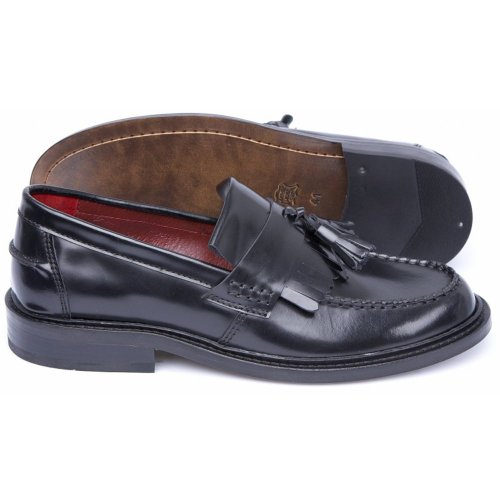 Delicious Junction , Mocassins pour homme Noir